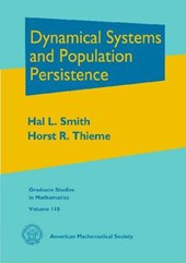 Dynamical Systems and Population Persistence | Hal Smith |