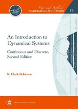 Introduction to Dynamical Systems | R Clark Robinson |