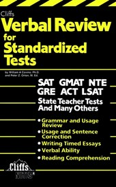 Cliffs Verbal Review for Standardized Tests | William A. Covino |