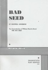 Bad Seed | William March |