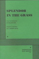 Splendor in the Grass | William Inge |