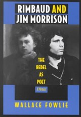 Rimbaud and Jim Morrison-PB | Wallace Fowlie |