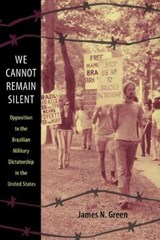 We Cannot Remain Silent | James N. Green |