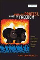 Words of Protest, Words of Freedom | auteur onbekend |