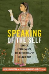Speaking of the Self |  |