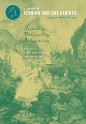 Sexuality, Nationality, Indigeneity