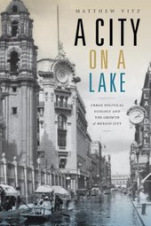 A City on a Lake | Matthew Vitz |