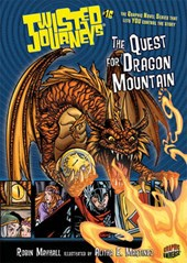 The Quest for Dragon Mountain | Robin Mayhall |