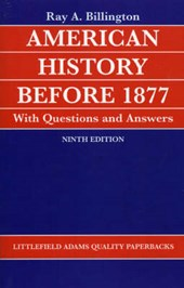 American History Before 1877 with Questions and Answers
