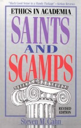 Saints and Scamps | Steven M. Cahn |