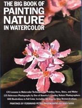The Big Book of Painting Nature in Watercolor