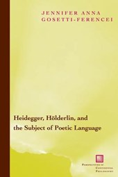Heidegger, Holderlin, and the Subject of Poetic Language