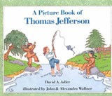 A Picture Book of Thomas Jefferson | David A. Adler |