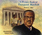 A Picture Book of Thurgood Marshall | David A. Adler |