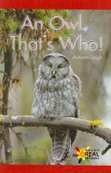 An Owl, That's Who! | Autumn Leigh |
