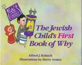 The Jewish Child's First Book of Why | Alfred J. Kolatch |