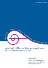 Partial Differential Equations on Multistructures |  |