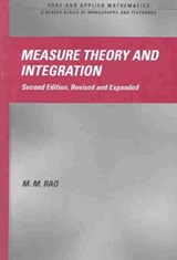 Measure Theory and Integration | M. M. Rao |