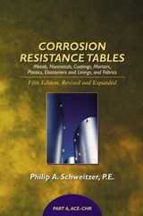 Corrosion Resistance Tables | Philip A. Schweitzer |