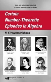 Certain Number-Theoretic Episodes In Algebra | R Sivaramakrishnan |