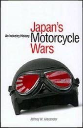 Japan's Motorcycle Wars