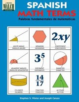 Spanish Math Terms | Stephen S. Winter |
