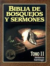 Biblia de Bosquejos y Sermones-RV 1960-Hebreos/Santiago = The Preacher's Outline and Sermon Bible