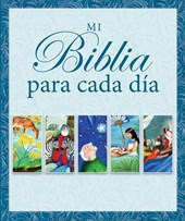 Mi Biblia Para Cada Día = Candle Day by Day Bible
