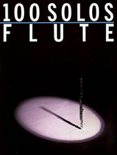 One Hundred Solos for Flute