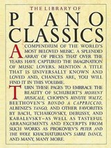 Library of Piano Classics | auteur onbekend |