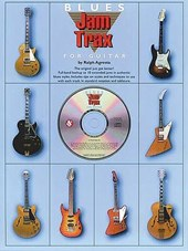 Blues Jam Trax for Guitar | Ralph Agresta |