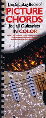 The Gig Bag Book of Picture Chords for All Guitarists | auteur onbekend |