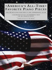 America's All Time Favorite Piano Pieces