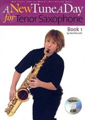 A New Tune a Day for Tenor Saxophone