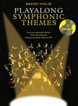 Playalong Symphonic Themes | auteur onbekend |