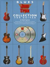 Blues Jam Trax Collection for Guitar | Ralph Agresta |