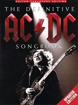 The Definitive AC/DC Songbook | Ac |