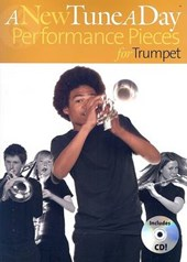 A New Tune a Day Performance Pieces for Trumpet