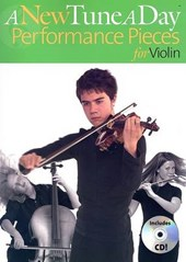 A New Tune a Day Performance Pieces for Violin |  |