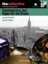 Contemporary Jazz Styles for Drums | Retzlaff, Peter; Froman, Ian |