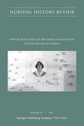 Nursing History Review, Volume