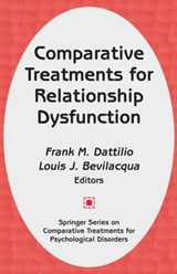 Comparative Treatments for Relationship Dysfunction | Frank M. Dattilio |