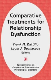 Comparative Treatments for Relationship Dysfunction