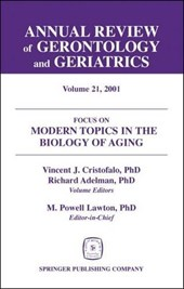 Annual Review of Gerontology and Geriatrics, Volume 21,