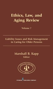 Ethics, Law, and Aging Review, Volume