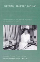 Nursing History Review, Volume 12, |  |