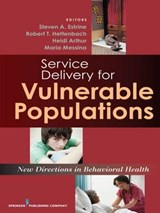 Service Delivery for Vulnerable Populations |  |