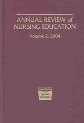 Annual Review of Nursing Education, Volume 2,