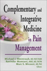 Complementary and Integrative Medicince in Pain Management |  |