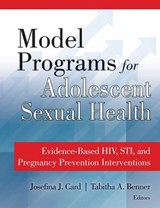 Model Programs for Adolescent Sexual Health | auteur onbekend |